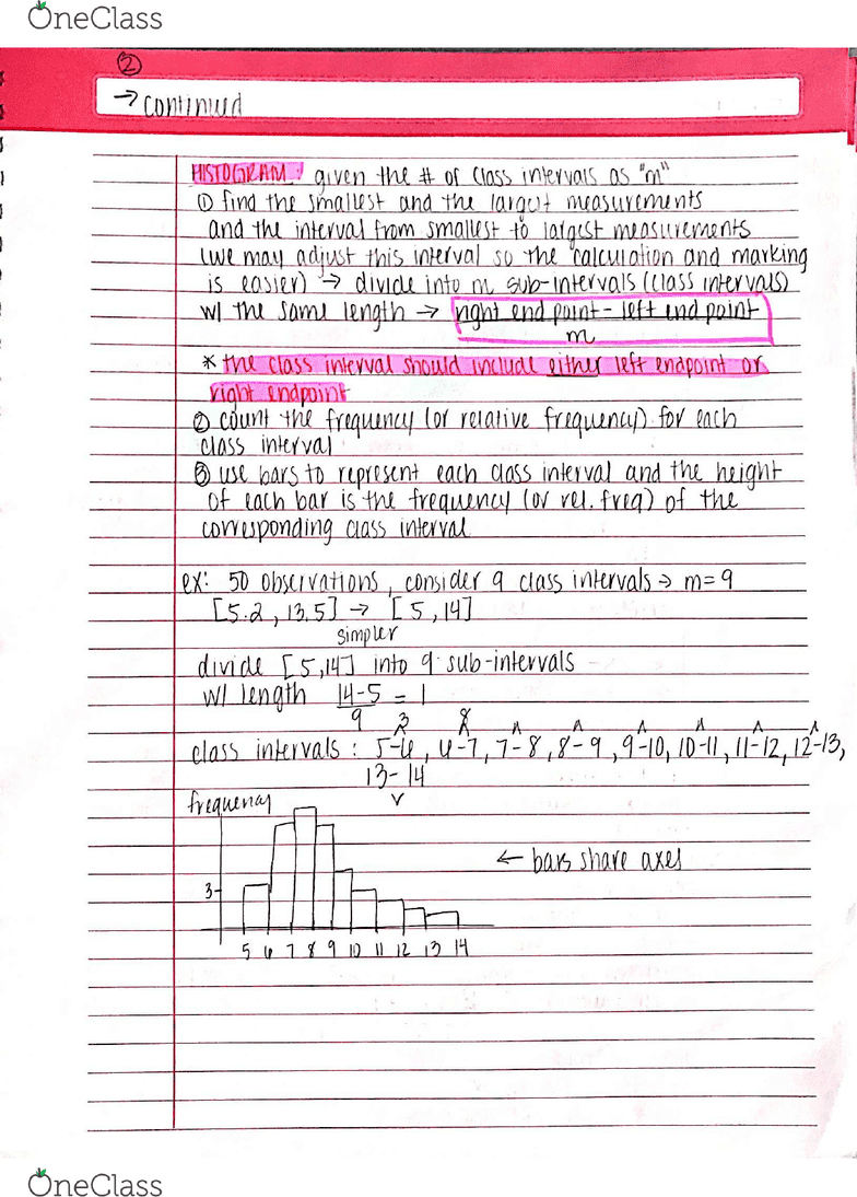 [MAT 137] - Final Exam Guide - Everything you need to know! (42 pages long)  - OneClass